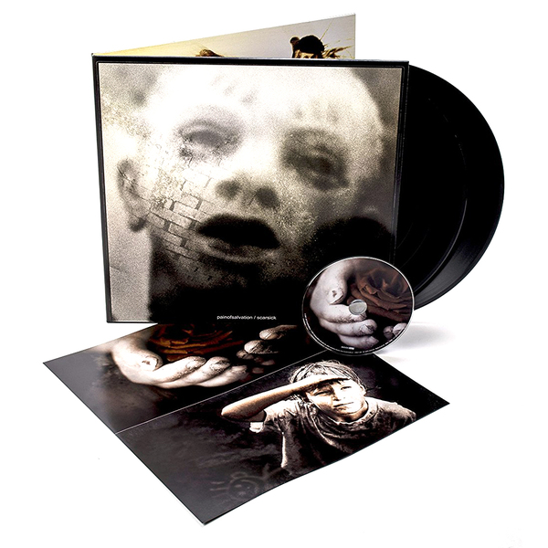 Pain Of Salvation Pain Of Salvation - Scarsick (2 Lp+cd) ending themes on the two deaths of pain of salvation limited edition 2 dvd 2 cd