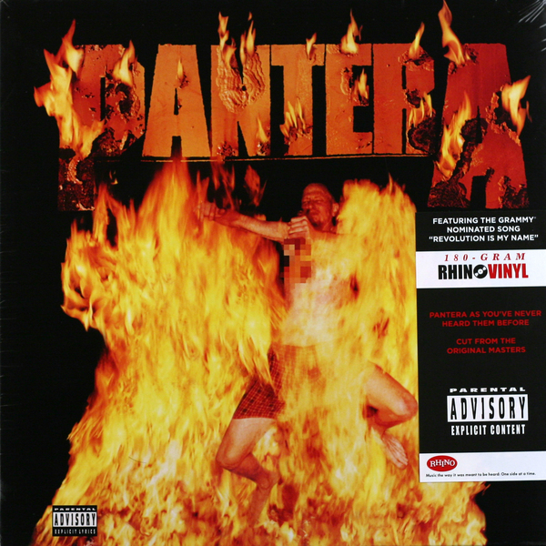 лучшая цена Pantera Pantera - Reinventing The Steel (180 Gr)