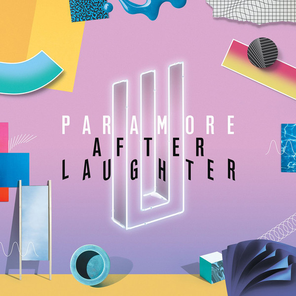 Paramore Paramore - After Laughter paramore paramore all we know is falling
