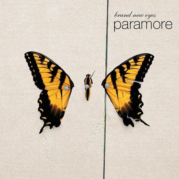 Paramore Paramore - Brand New Eyes paramore paramore all we know is falling