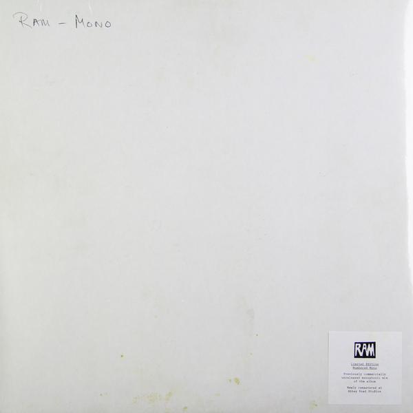 Paul Mccartney Paul Mccartney - Ram (mono) цена и фото