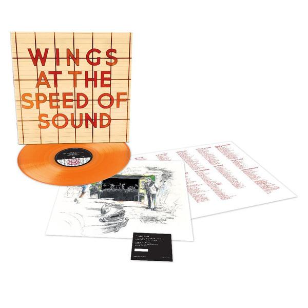 лучшая цена Paul Mccartney Paul Mccartney - At The Speed Of Sound (colour)