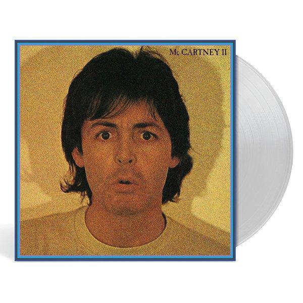 лучшая цена Paul Mccartney Paul Mccartney - Mccartney Ii (colour)