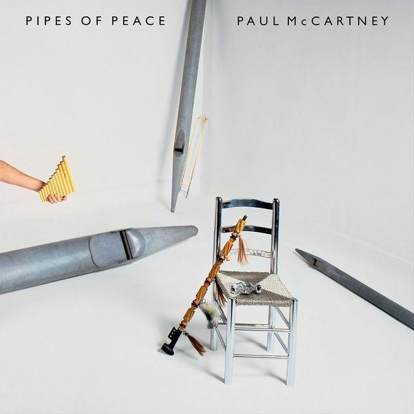 Paul Mccartney Paul Mccartney - Pipes Of Peace цена и фото