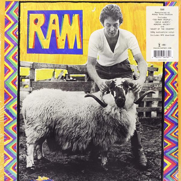 Paul Mccartney Paul Mccartney - Ram цена и фото