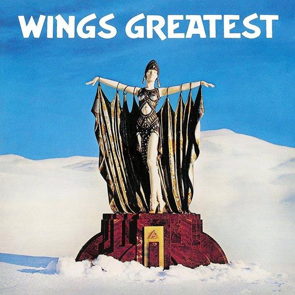 Paul Mccartney Paul Mccartney - Wings Greatest цена и фото
