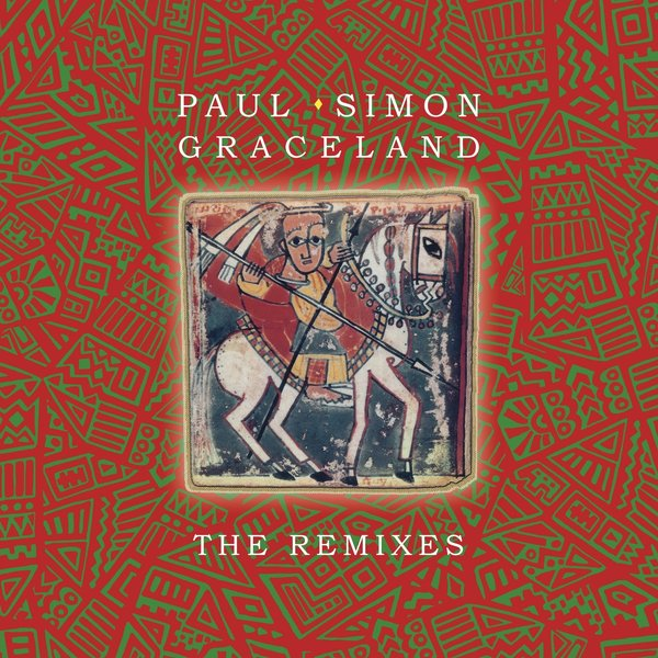 Paul Simon Paul Simon - Graceland - The Remixes (2 LP) tale of us endless remixes 2 lp