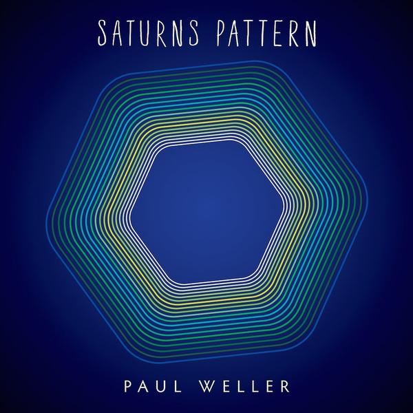 Paul Weller Paul Weller - Saturns Pattern paul weller paul weller more modern classics 2 lp