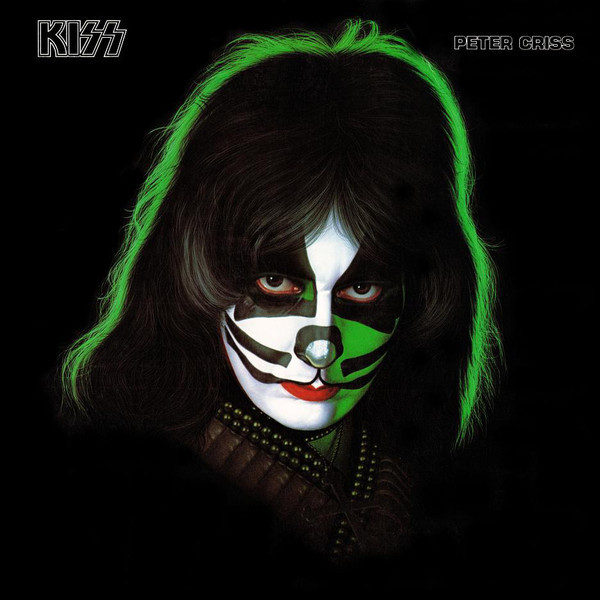KISS KISSPeter Criss - Peter Criss бра globo cyclone 54917 1