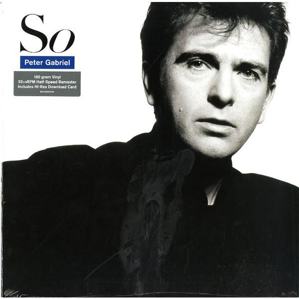 Peter Gabriel Peter Gabriel - So цена и фото
