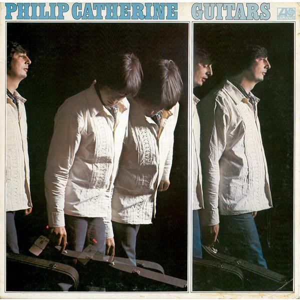 Philip Catherine Philip Catherine - Guitars (180 Gr) цена и фото