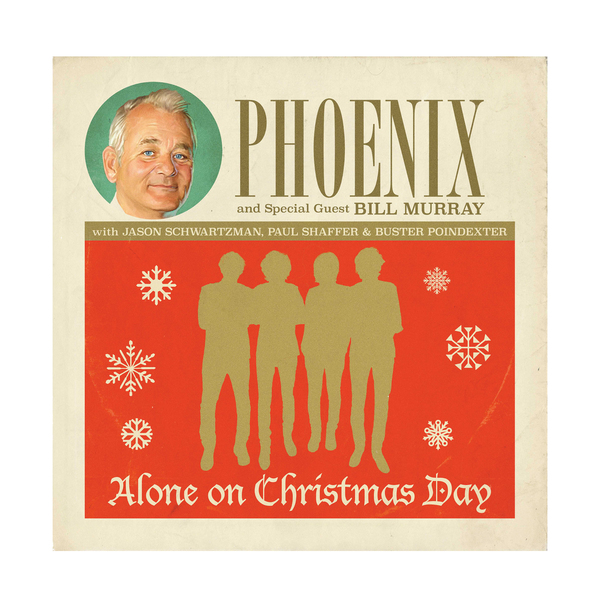 Phoenix Phoenix - Alone On Christmas Day (7 ) phoenix print 111 12