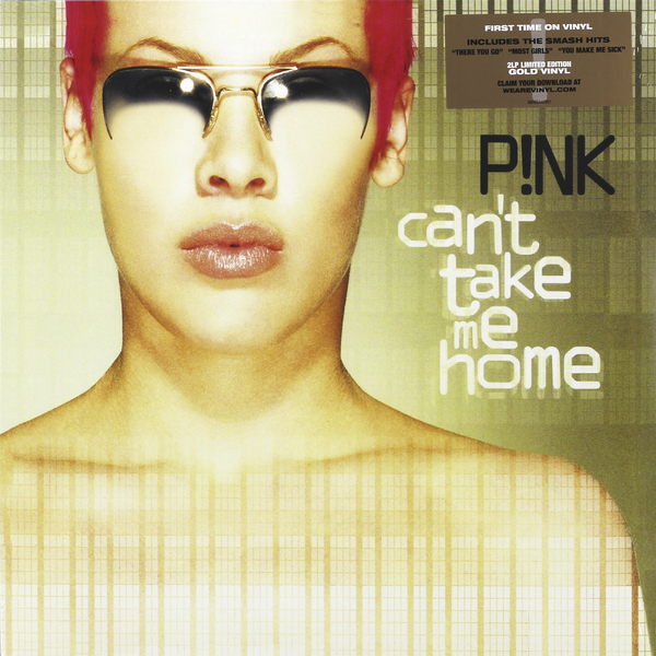 PINK PINK - Can't Take Me Home (2 Lp, Colour)