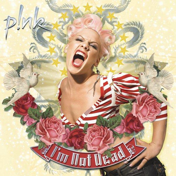 PINK PINK - I'm Not Dead (2 Lp, Colour)