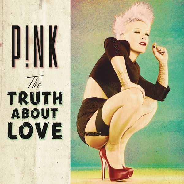 PINK PINK - Truth About Love (2 Lp, Colour)