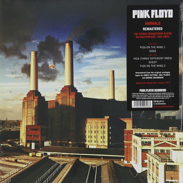 лучшая цена Pink Floyd Pink Floyd - Animals (180 Gr)