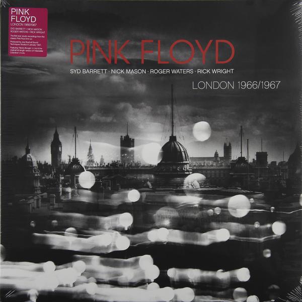 Pink Floyd Pink Floyd - London 1966 / 1967 moyou london pink
