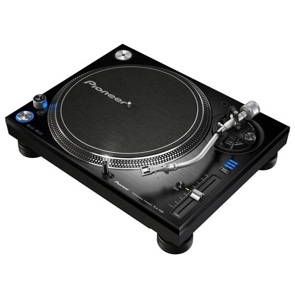 DJ виниловый проигрыватель Pioneer PLX-1000 проигрыватель виниловых дисков pioneer plx 500 black