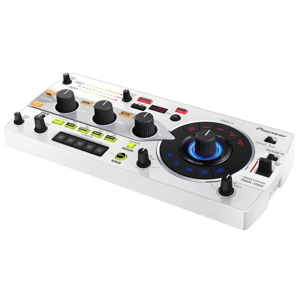 Процессор эффектов Pioneer RMX-1000-W White аудио микросистема pioneer x cm56 w белый x cm56 w