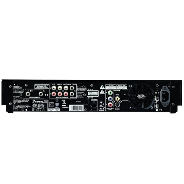 Pioneer BDP-LX08, купить Blu-ray проигрыватель Pioneer BDP ...