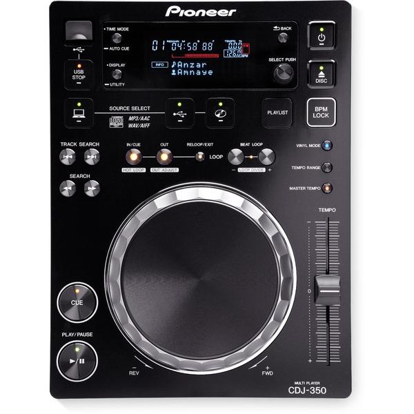 DJ CD проигрыватель Pioneer