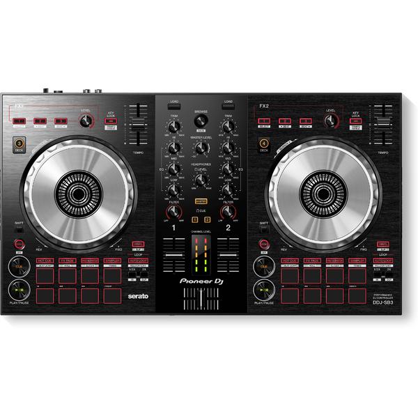 лучшая цена DJ контроллер Pioneer DDJ-SB3