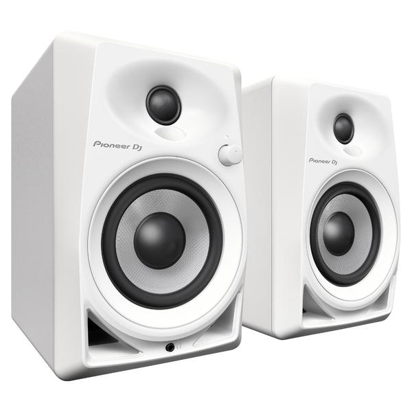 где купить Мониторы для мультимедиа Pioneer DM-40-W White по лучшей цене