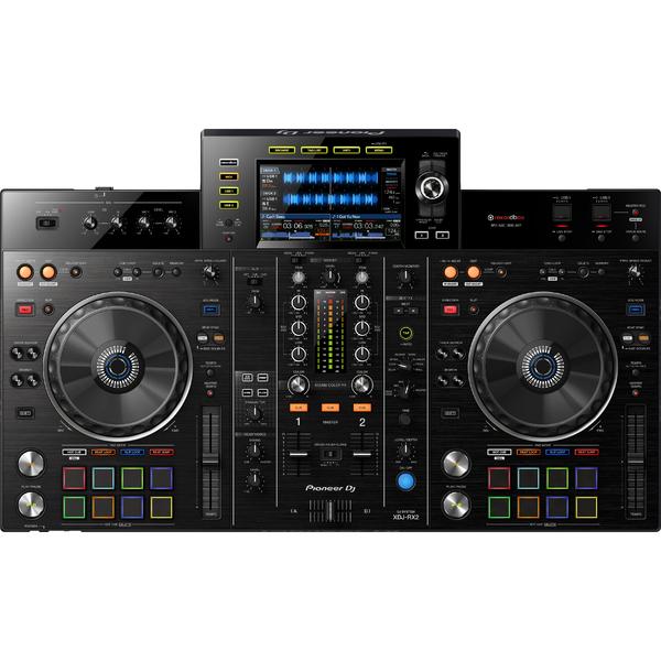 DJ контроллер Pioneer XDJ-RX2 музыкальный пульт pioneer xdj rx2