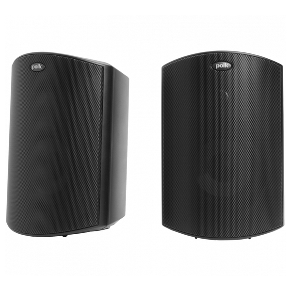 Всепогодная акустика Polk Audio Atrium 5 Black dc female power connector jack plug black 10 pcs 2 1 x 5 5 x 9mm