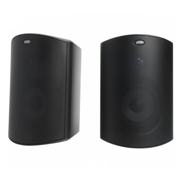 Всепогодная акустика Polk Audio Atrium 6 Black напольная акустика polk audio tsi300 black