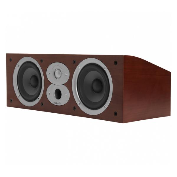 Центральный громкоговоритель Polk Audio CSi A4 Cherry Wood Veneer цена и фото