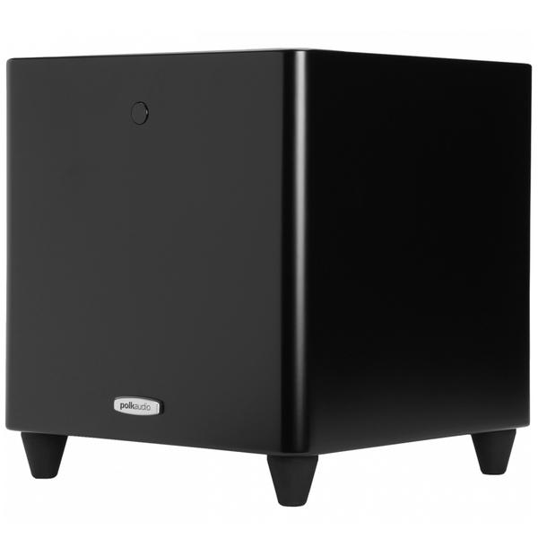 лучшая цена Активный сабвуфер Polk Audio DSW PRO 550 Wi Black