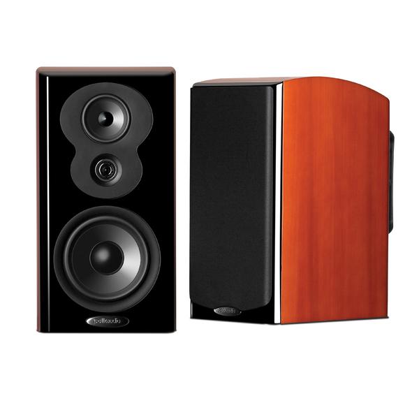 Полочная акустика Polk Audio LSiM 703 Mount Vernon Cherry полочная акустика polk audio tl3 black