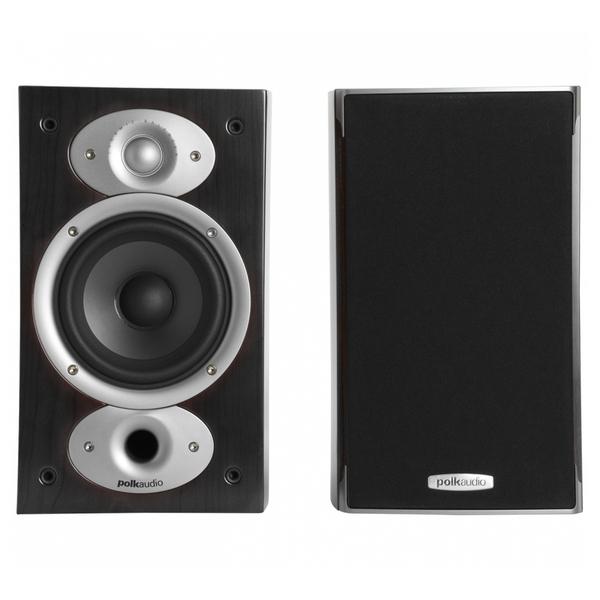 Полочная акустика Polk Audio RTi A1 Black Wood Veneer цена и фото