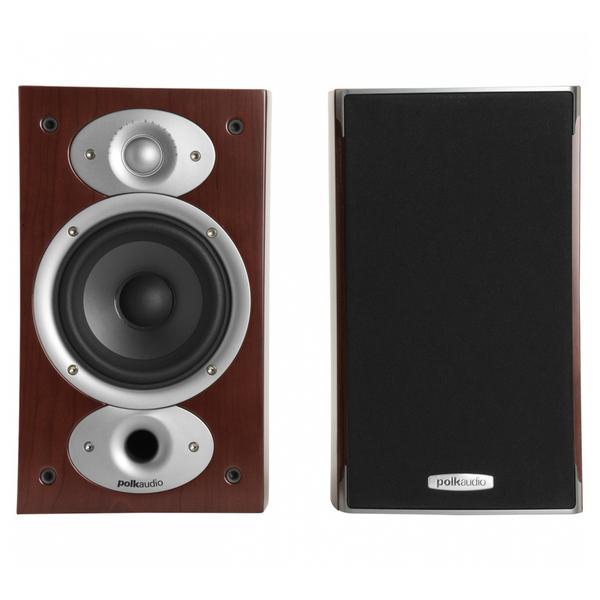 Полочная акустика Polk Audio RTi A1 Cherry Wood Veneer цена и фото