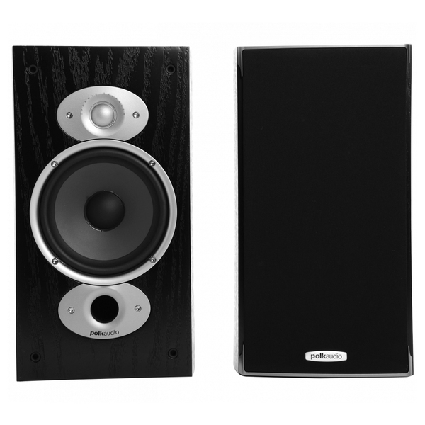 Полочная акустика Polk Audio RTi A3 Black Wood Veneer цена и фото