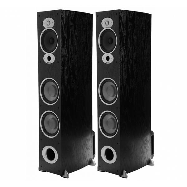 Напольная акустика Polk Audio RTi A7 Black Wood Veneer напольная акустика polk audio tsi300 black