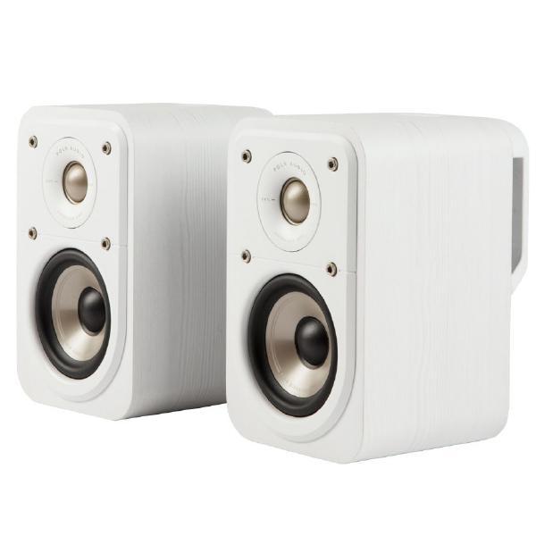 Полочная акустика Polk Audio S10 E White полочная акустика polk audio tl3 black