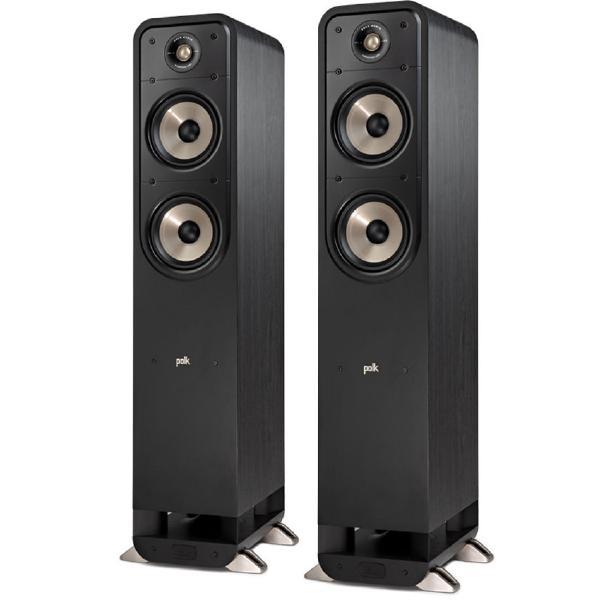 Напольная акустика Polk Audio S55 E Black напольная акустика polk audio tsi300 black