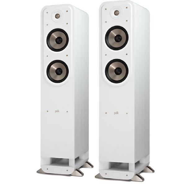 Напольная акустика Polk Audio S55 E White напольная акустика polk audio tsi300 black