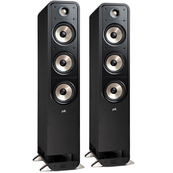 Напольная акустика Polk Audio S60 E Black напольная акустика polk audio tsi300 black