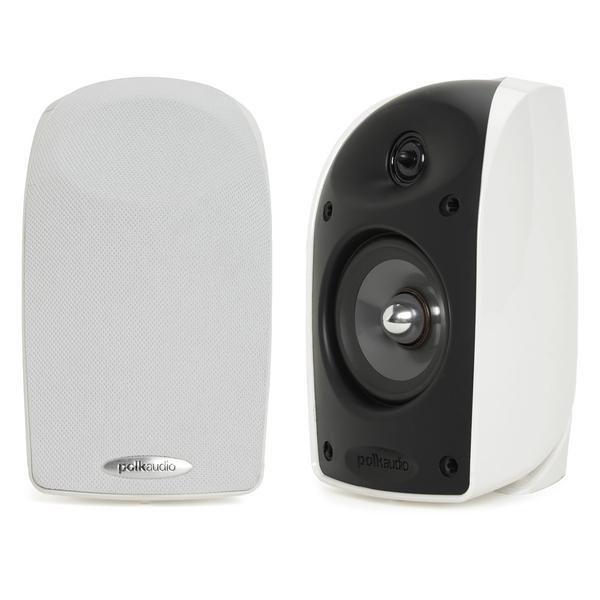 Полочная акустика Polk Audio TL3 White полочная акустика polk audio tl3 black