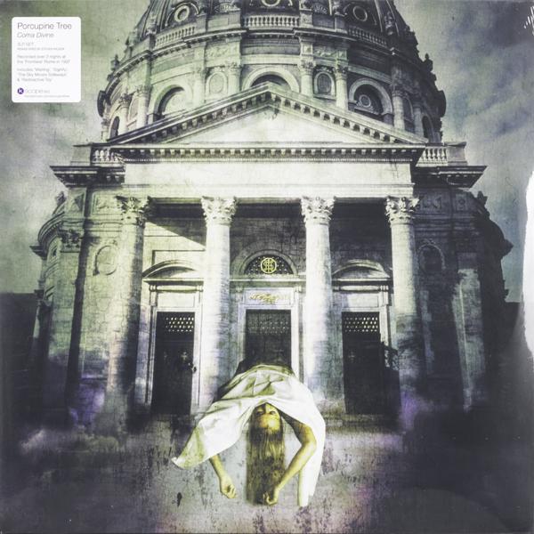 Porcupine Tree Porcupine Tree - Coma Divine (3 LP) цена и фото