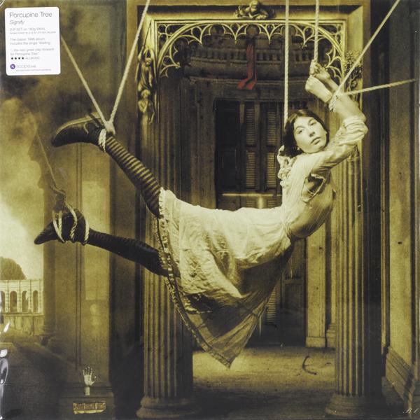 Porcupine Tree Porcupine Tree - Tree Signify (2 LP) цена и фото