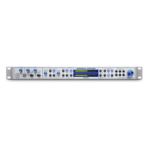 Студийный монитор PreSonus Контроллер для мониторов Central Station PLUS цена