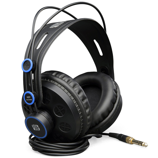 Охватывающие наушники PreSonus HD-7 Black (уценённый товар) цена и фото