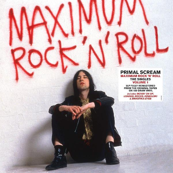 Primal Scream Primal Scream - Maximum Rock 'n' Roll: The Singles Vol. 1 (2 Lp, 180 Gr) цена и фото