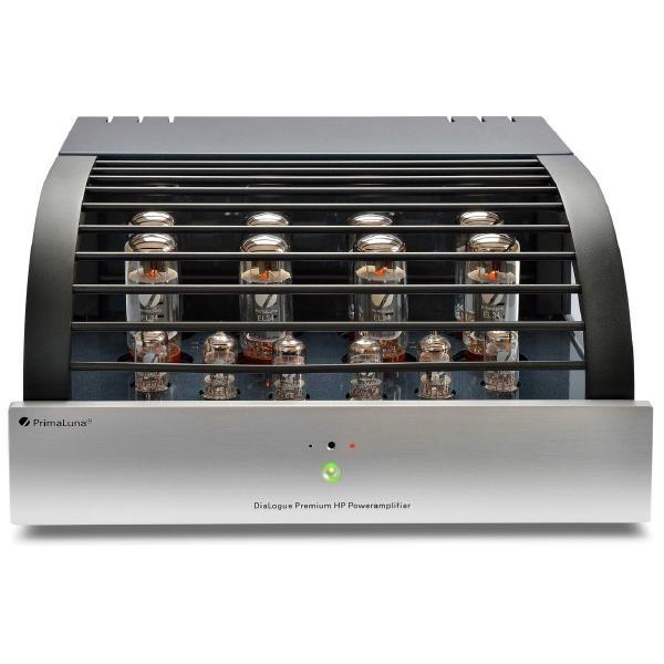 Ламповый стереоусилитель мощности PrimaLuna Dialog Premium Stereo/Mono HP Silver стереоусилитель мощности cary audio design sa 200 2 black