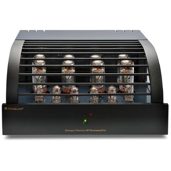 Ламповый стереоусилитель мощности PrimaLuna Dialog Premium Stereo/Mono HP Black недорго, оригинальная цена