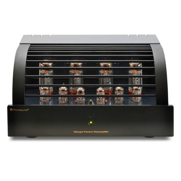 Ламповый стереоусилитель мощности PrimaLuna DiaLogue Premium Stereo/Mono Black ламповый стереоусилитель мощности cary audio design cad 120s black